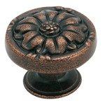 Amerock BP1336RBZ Rustic Bronze 1 11/32