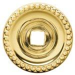 Baldwin 4901 1-3/8 Inch Diameter Cabinet Knob Back Plate