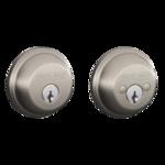 Schlage B62 Double Cylinder Grade 1 Deadbolt