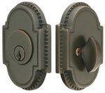 Emtek 8459 Solid Brass Knoxville Single Cylinder Deadbolt