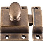 "Top Knobs M1785 Cabinet Latch 2"" - German Bronze  from the Additions Collection"