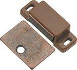 Hickory Hardware HH P109-2C 1-7/16 In. Cadmium Super Magnetic Catch