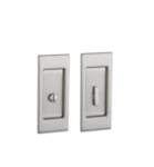 Baldwin PD006.PRIV Small Santa Monica Privacy Pocket Door Mortise Lock