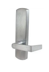 Von Duprin 996LBE R Blank Escutcheon Lever Trim with 06 Lever for 98/99 Series Rim or Vertical Rod Devices product