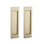 Baldwin Hardware Dummy Pocket Door Locks