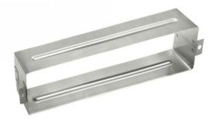 Baldwin 0050.324 Stainless Steel Letter Box Sleeve