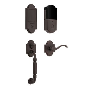 Baldwin 85306.RFD Estate Canterbury Dummy Handleset for Right Handed Doors