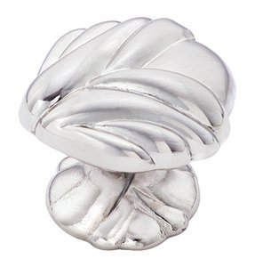 "Amerock BP1475G9 Sterling Nickel 1 3/8"" Knob from the Expressions Collection"