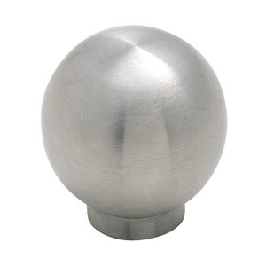 "Amerock BP19007SS Stainless Steel 1 3/16"" Knob from the Stainless Steel Collection"