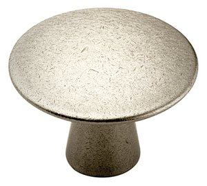 Amerock BP24001AN Antique Nickel 40mm Knob from the Essential'Z Collection