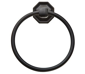 Emtek 2701 Tuscany Bronze Towel Ring