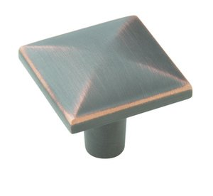 """Amerock BP29370ORB Oil-Rubbed Bronze 1 3/16"""" Knob from the Extensity Collection"""
