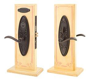 Emtek 3131 Da Vinci Dummy Mortise Entry Set