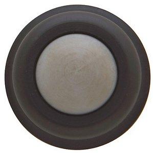Baldwin 4015 1 Inch Diameter Wall Flush Bumper
