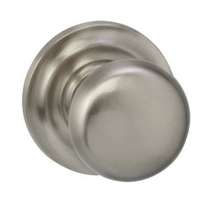 Omnia 458TDSD Single Dummy Knob with Traditional Rosette From the Prodigy Collection