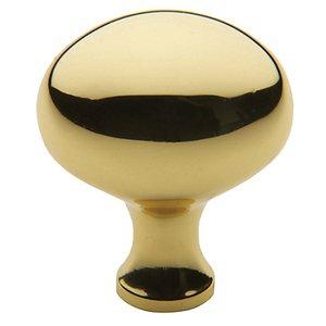 Baldwin 4939 1-5/8 Inch Diameter Oval Cabinet Knob