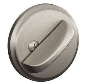 Schlage B80 One-Sided Deadbolt