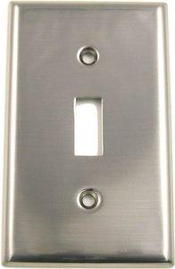 Rusticware 782 Single Toggle Switch Plate