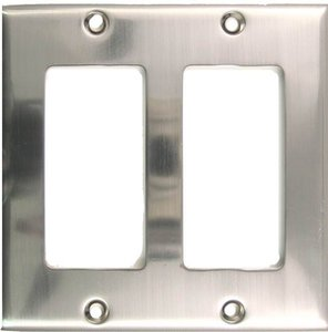 Rusticware 787 Double Rocker Switch Plate