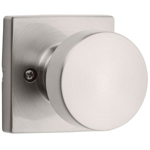 Kwikset 788PSK SQT Pismo Single Dummy Knob with Square Rosette