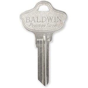 Baldwin 83376 5-Pin Key Blank for Prestige Collection