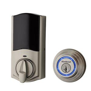 Kwikset 925 KEVO2 Second Generation Kevo Bluetooth Single Cylinder Deadbolt