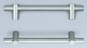 Omnia 9458/320 14-15/16 Inch Stainless Steel Pull