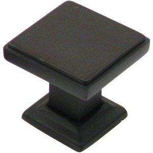 Rusticware 992 1-3/8 Inch Square Cabinet Knob