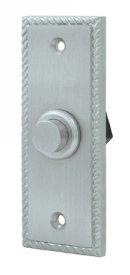 Deltana BBSR333U Rectangular Rope Bell Button