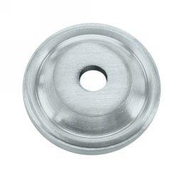 Deltana BPRC150U 1-1/2 Inch Diameter Cabinet Knob Back Plate