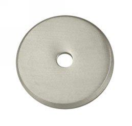 Deltana BPRK125U 1-1/4 Inch Diameter Cabinet Knob Back Plate
