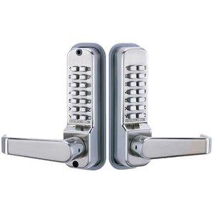 Codelocks CL410BB Medium Duty Back-to-Back Mechanical Keypad Leverset
