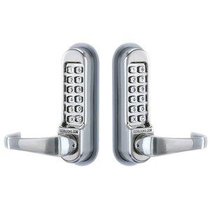 Codelocks CL510BB Heavy Duty Back-to-Back Mechanical Keypad Leverset