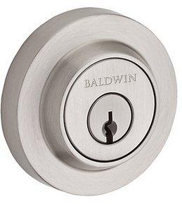 Baldwin DC.CRD Reserve Contemporary Round Double Cylinder Deadbolt