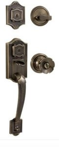 Weslock 1315 Colonial Traditionale Collection Dummy Handleset