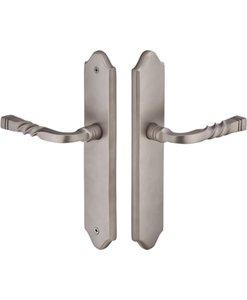 Emtek 1182 Concord 10 Inch Non-Keyed Passage Multi Point Lock Trim