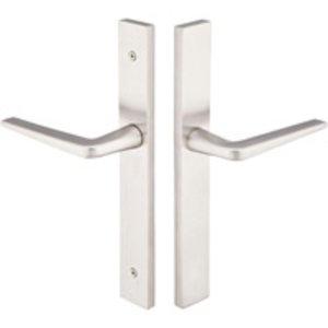 Emtek 15A2 Modern Stainless Steel 11 Inch Non-Keyed Passage Multi Point Lock Trim