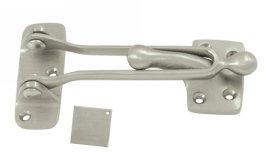 Deltana DG525U Solid Brass 5 Inch Security Door Guard