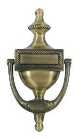 Deltana DKR75U Victorian Rope Door Knocker