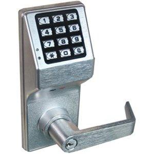 Alarm Lock DL2700 T2 Trilogy Electronic Digital Lockset with Standard Cylinder