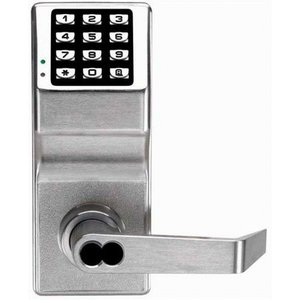 Alarm Lock DL2700 IC T2 Trilogy Electronic Digital Lockset with Best Incterchangeable Core Cylinder Prep