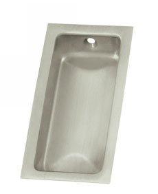 Deltana FP227U Flush Pull 3-5/8 Inch x 1-3/4 Inch