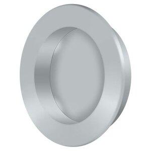 Deltana FP238U 2-3/8 Inch Round Flush Pull