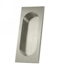 Deltana FP4134U Flush Pull 3-5/8 Inch x 1-3/4 Inch