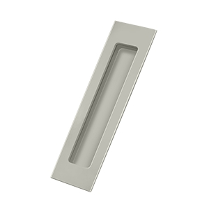 Deltana FP10225U Flush Pull 10 Inch x 2-1/4 Inch x 3/4 Inch