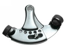 Deltana HPA69U Adjustable Hinge Pin Stop for Brass and Steel Hinges