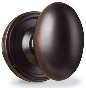 Weslock 0605 Julienne Traditionale Collection Single Dummy Knob