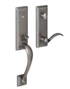 Baldwin M502.RFD Estate Cody Full Dummy Handleset for Right Handed Doors