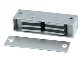 Deltana MC327 Steel Double Magnetic Catch