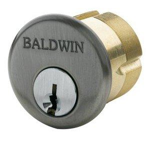 Baldwin 8327 1.75 Inch Mortise Cylinder
